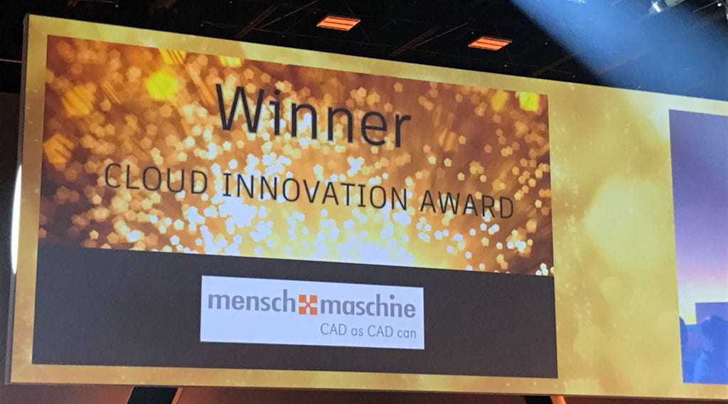MuM Cloud Innovation Award