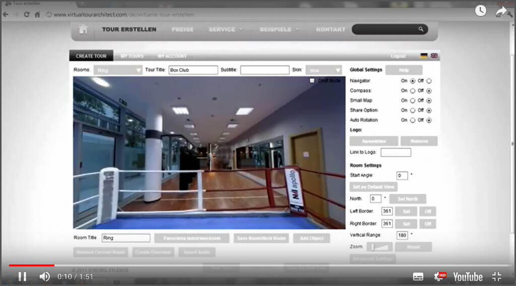 Video: 3ds Max, Cloud-Rendering und interaktives Panorama