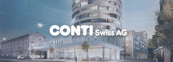 Kundenreferenz Conti Swiss AG