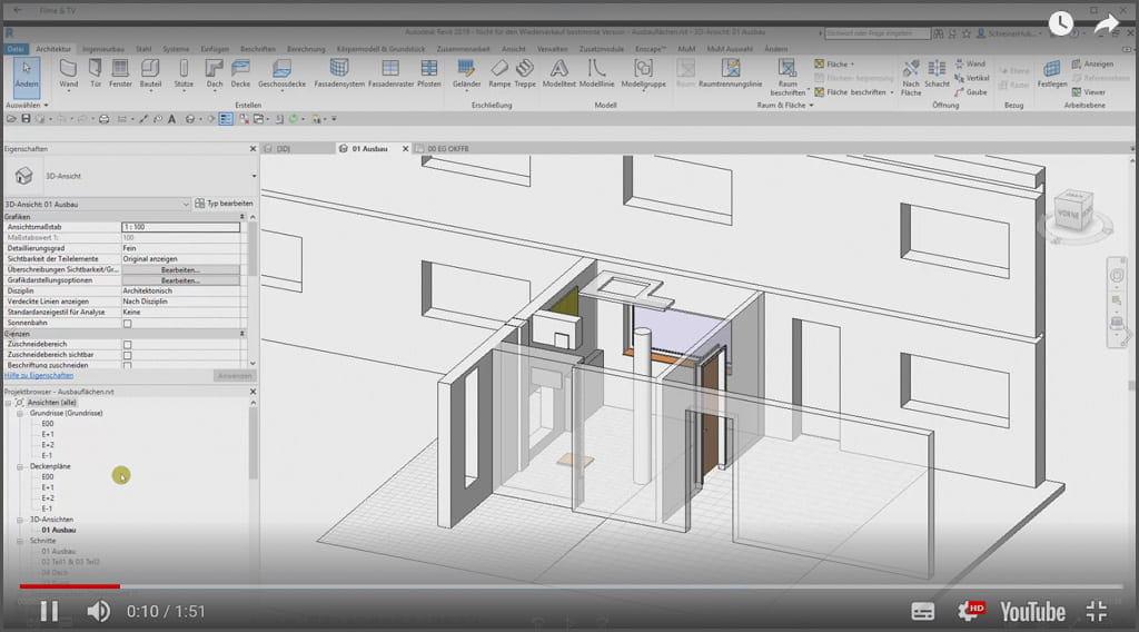Fußboden In Revit ~ Mum bim booster für mehr effizienz mit autodesk revit